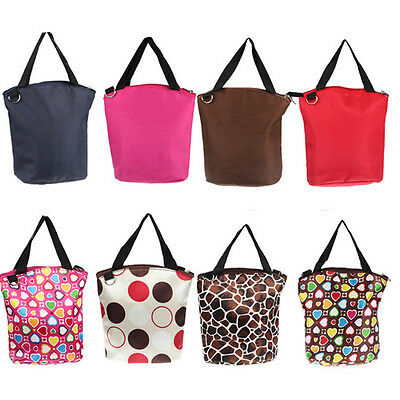 Baby Feeding Holder Bag Travel Portable Water Milk Bottle Thermal Insulation Bag