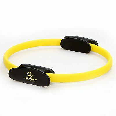 Pilates Ring - Superior Unbreakable Pilates Circle For Focused Toning Yellow