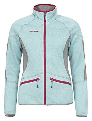 Icepeak Laurien Giacca Outdoor Donna, Blu, 38
