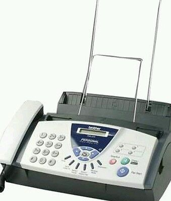 Brother Fax 575 Personal Fax Phone and Copier Brand New
