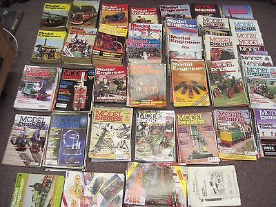 Job Lot Collection Model Engineer Magazine Vol 135- 201 1969- 2008 Incomplete