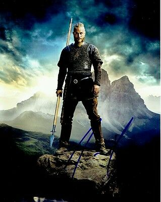 Travis Fimmel *printed Signed *  Script  Screenplay The Vikings  59 Pages
