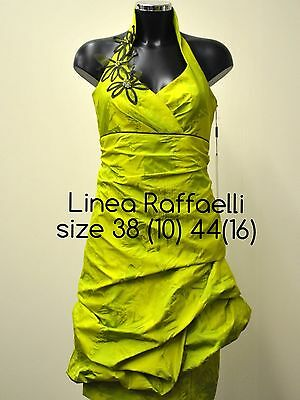 Linea Raffaelli Stunning Outfit Ideal Wedding, Party, Cruise Size 10 And 16