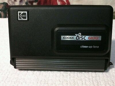 Kodak Disk 6100 Camera unknown working condition...parts and or repair