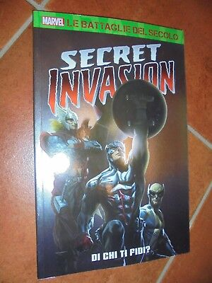 Le Battaglie Del Secolo Marvel N° 28 Secret Invasion Di Chi Ti Fidi?