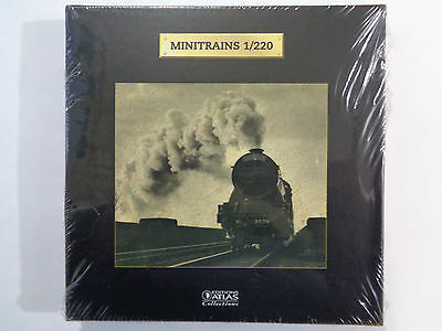 DeAgostini Minitrains 1/220 Flying Scotsman. New & Sealed.