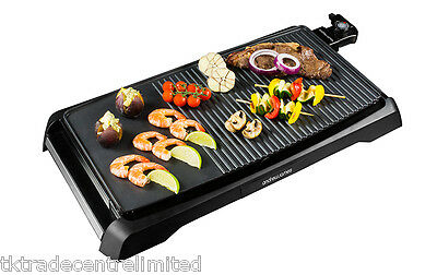 Andrew James AJ000550 Teppanyaki Electric Table Grill & Griddle