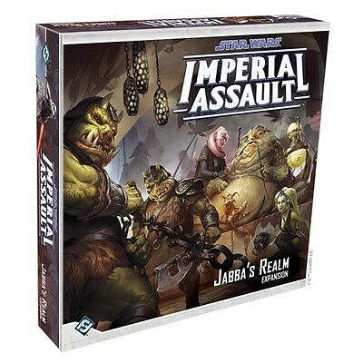 Star Wars Imperial Assault: Jabba's Realm Campaign Expansion by FFG