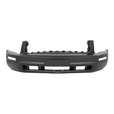 NEW Primered - Front Bumper Cover Replacement for 2005-2009 Ford Mustang Base