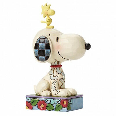 Peanuts By Jim Shore 4044677 My Best Friend (Snoopy) New & Boxed