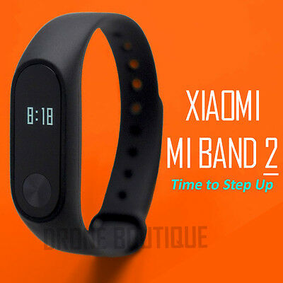 Original Xiaomi Mi Band 2 OLED Smart Wristband Fitness Heart Track Apple Android