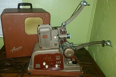 Vintage AMPRO 16mm STYLIST PROJECTOR
