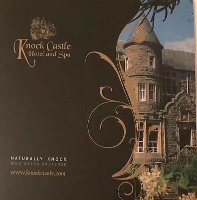 Knock Castle Scotland Stay and Spa Treatment Break For 2