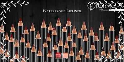 Flormar Lipliner With Long-Lasting Formula-Great Variety of Shades/ Make Choice