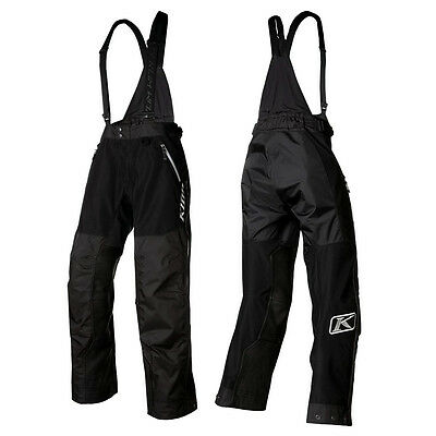 Klim Havoc Mens Snow Winter Pants Cold Weather Outerwear Snowmobile Bibs