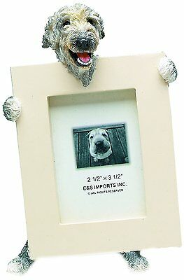 Irish Wolfhound Dog Picture Photo Frame
