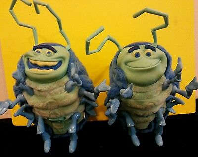 A Bugs Life Talk N' Sing Interactive Tuck and Roll -Thinkway Toys