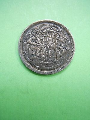 Canada Victoria Silver Dime Engraved Love Token Jilted Lover?