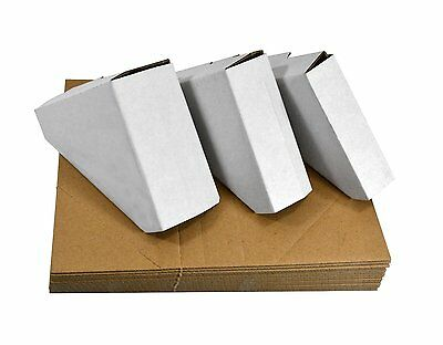 Pack Of 100 Adjustable Cardboard Corner Protector For Picture