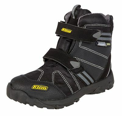 Klim Kids Youth GTX Klimate Snowmobile Snow Cold Weather Winter Boots
