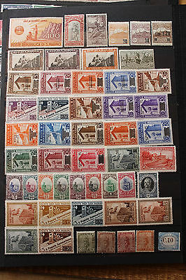 Large Collection Of All Mint San Marino Stamps **high Cat Value**