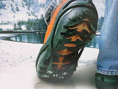 The original Magjc Spiker Ice grips/ Crampons for walking on snow, ice and mud