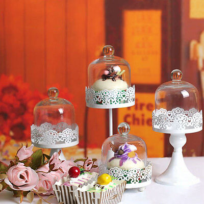 Hollow Designed Steel Wedding Cupcake Dessert Iron Cake Stands Display Party