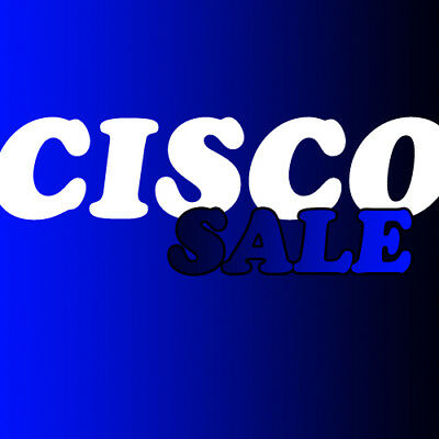 NEW Cisco ASA5500X-SSD120= ASA 5512-X Through 5555-X 120GB MLC SED SSD 120 GB