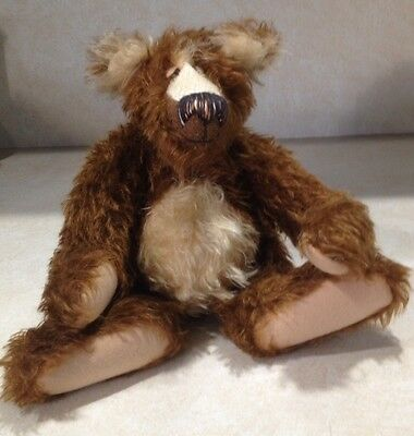 "A Collectors Bear 14"" Barbara Ann Bear"