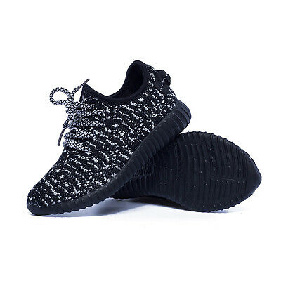 Girl's Boy's Breathable Light Weight Running Shoes Sneakers Boost YEEZY for kids