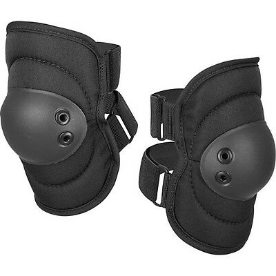 """Russian Army Spetsnaz Elbow Pad Protection SPLAV """"TAC"""" black Airsoft"""