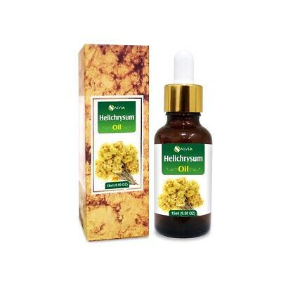 Helichrysum Oil (Helichrysum Italicum) 100% Natural Essential Oil 5ml To 1000ml