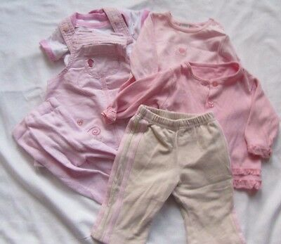 Lovely baby girl clothes bundle 0-3 months