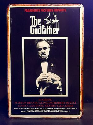 The Good Father Classic Movie Poster Wall Decor Garage Metal Sign 30x40 Cm