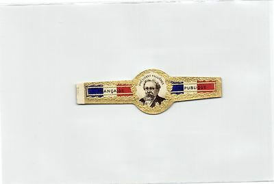 1 cigar bands Classical President Fallieres Different Band
