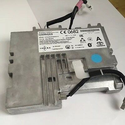 Toyota Touch & Go 2 GPS Sat Nav Extension Box Ready To Use