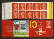 HD14 -  GB 1994 10 x 1st Class stamps booklet