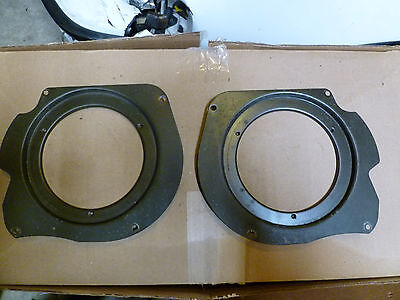 88-91Honda CRX OEM Rear Speaker Metal Mounts