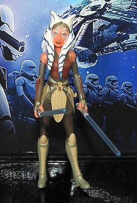 Star Wars Ahsoka Tano Action Figure The Force Awakens  Hasbro 2015