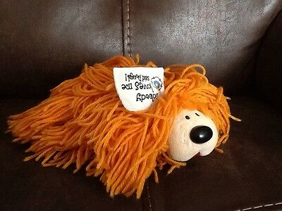 magic roundabout dougal soft toy