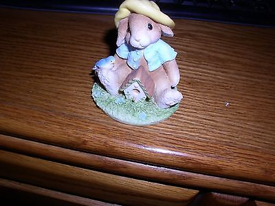 """My Blushing Bunnies """"Bless this Home--1995-USED"""