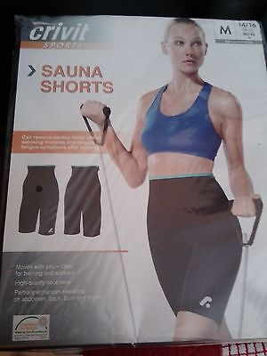 sauna shorts  (Get back into shape after xmas, with very little effort !!!!)