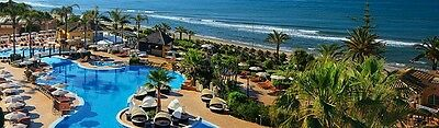 3 bed APT at 5* Marriott's Marbella Beach Resort in Spain.RENTAL: MAR25-APR 01.