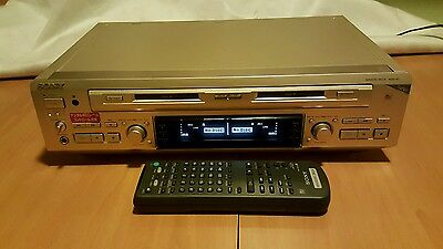 Sony MDS-W1 Player/Recorder Gold / Champagne