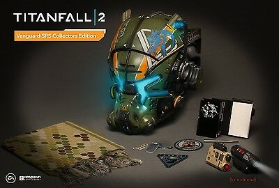 Titanfall 2 - Vanguard Collectors Edition (Game Included) XB1