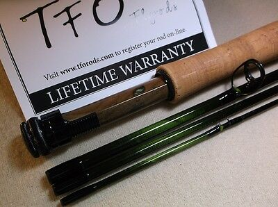 "TFO Finesse fly rod 8'9"" 5wt hand built One of a Kind, Temple Fork Outfitters"