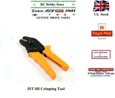 Crimping Tool JST SH Plugs Connector Models Servo Leads Terminal Pliers RC Hobby