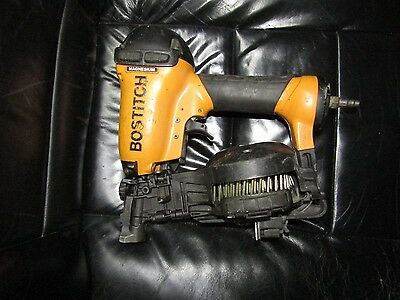 """G3t Bostitch RN46-1 3/4"""" to 1-3/4"""" Coil Roofing Nailer.."""