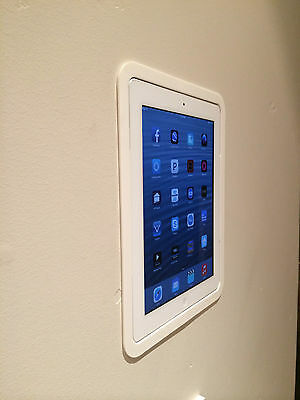 In-Wall iPad Mount for iPad 2, 3, and 4