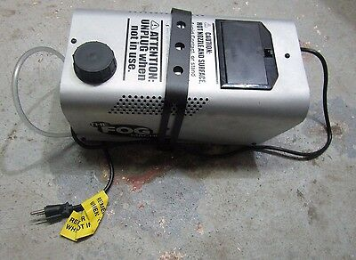 G2m The Fog Machine - used - tested worked great - quick thick smoke